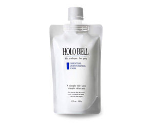 2位:HOLOBELLエッセンシャル保湿ウォッシュ