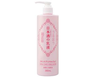 4位:日本酒の乳液
