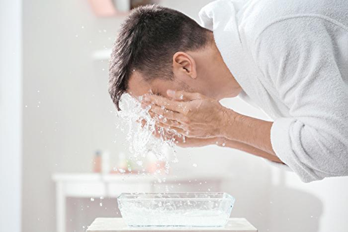 正しい洗顔をしよう