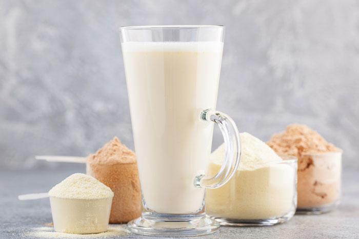 プロテイン タンパク質含有量から選ぶ