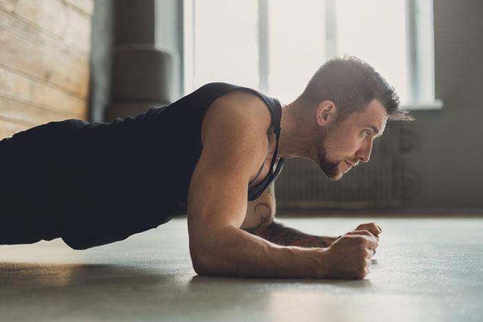 太る方法 適度な筋トレで筋肉を増やす