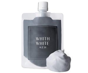 WHITH WHITE MEN 泥洗顔