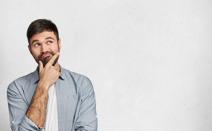 ヒゲ脱毛の痛みが強い男性の特徴