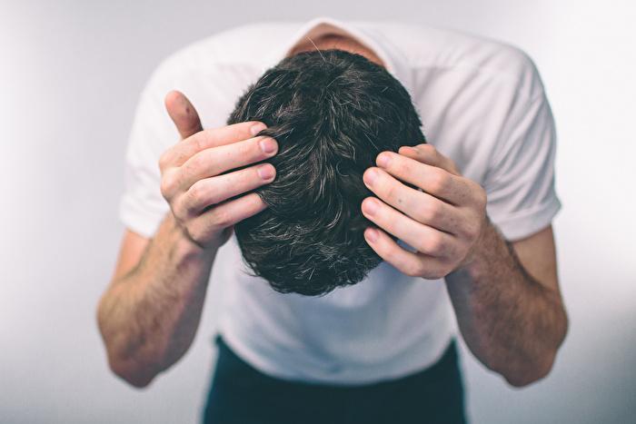 ③頭皮の炎症