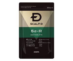 スカルプD サプリメント ゴールド 5α-R